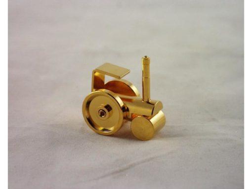 Stoomwals miniatuur 3cmH