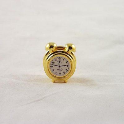 Wekker miniatuur 3cmH
