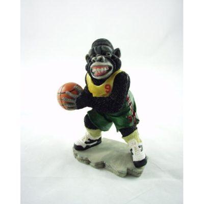 Gorilla Basketballer 14cmH