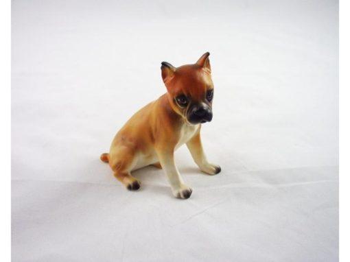 Boxer zittend 9cmH