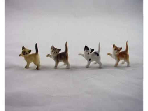 Katjes mini set van 4 assorti 3.5cmLx3.5cmH