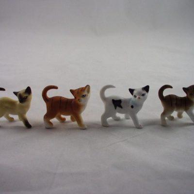 Katjes mini set van 4 assorti 4cmLx3cmH