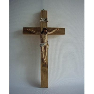 Kruisbeeld 30cmH