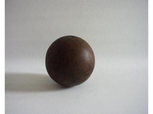 Bal keramiek bruin Ø11cm