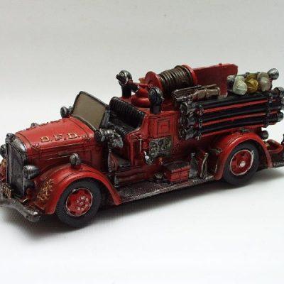Brandweerwagens.