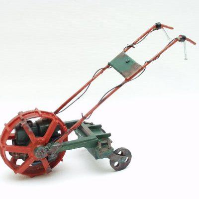 Zaaimachine 1-wieler 20c Lx16cmH