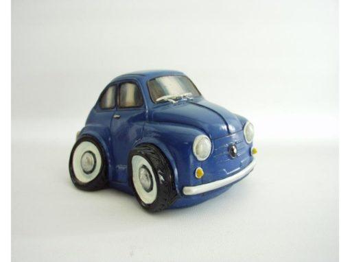 Spaarpot blauw 600 15x13x9cm