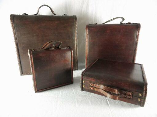 Koffer set 4-delig