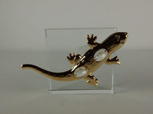 Raamdecoratie salamander 10cmL