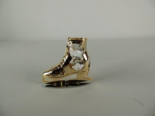 Tafeldeco schaats 6cm