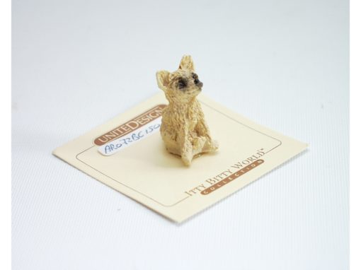Chihuahua miniatuur 3cmH