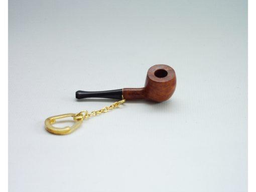 Pijpje sleutelhanger 6cmL