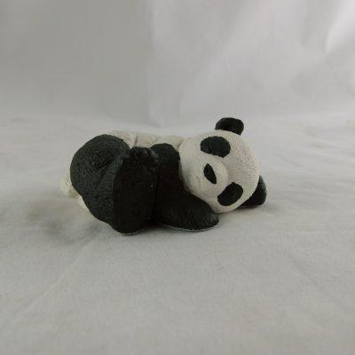 Panda LI-LO slapend klein 7.5cmLx3cmH