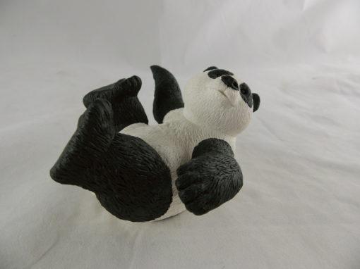 Panda YO YO liggend middel 10cmLx7cmH