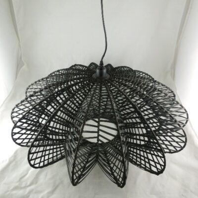 Hanglamp zwart rond Ø70cm
