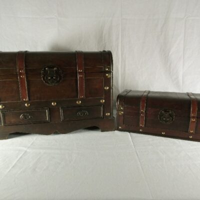 Kofferset 2-delig 48x30x35cmH 40x23x16cmH