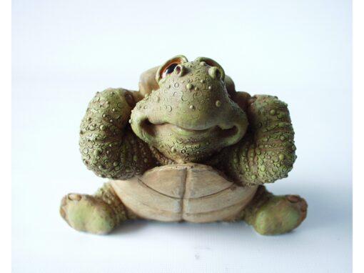 Schildpad TANNER 9cmH