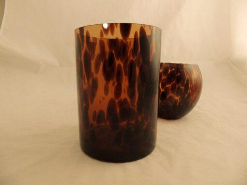 Vaas glas Ø12x16.5cmH