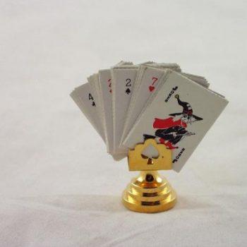 Kaartspel miniatuur 4.5cmH