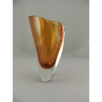 Trofee glas oker 23.5cmH