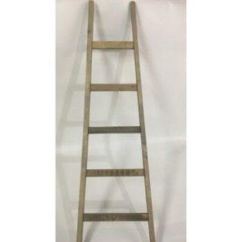 Ladder hout 150cmH