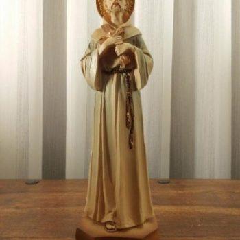 Franciscus van Assisi 25cmH