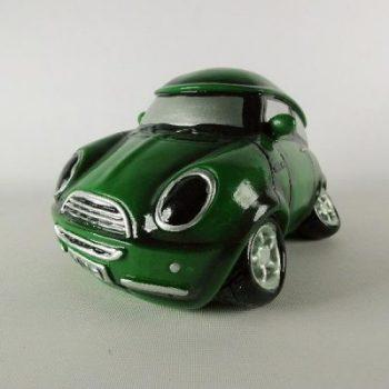Spaarpot mini groen 18cmLx11cmH